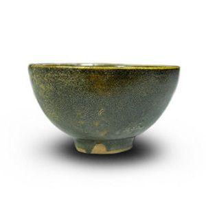 黒唐津茶碗桃山時代