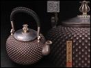 純銀製の銚子骨董