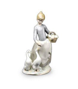 リアドロ人形像スペイン