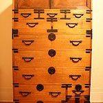 和箪笥昔の骨董